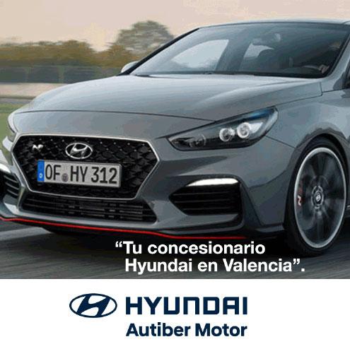 Hyundai Autiber, tu concesionario Hyundai en Valencia